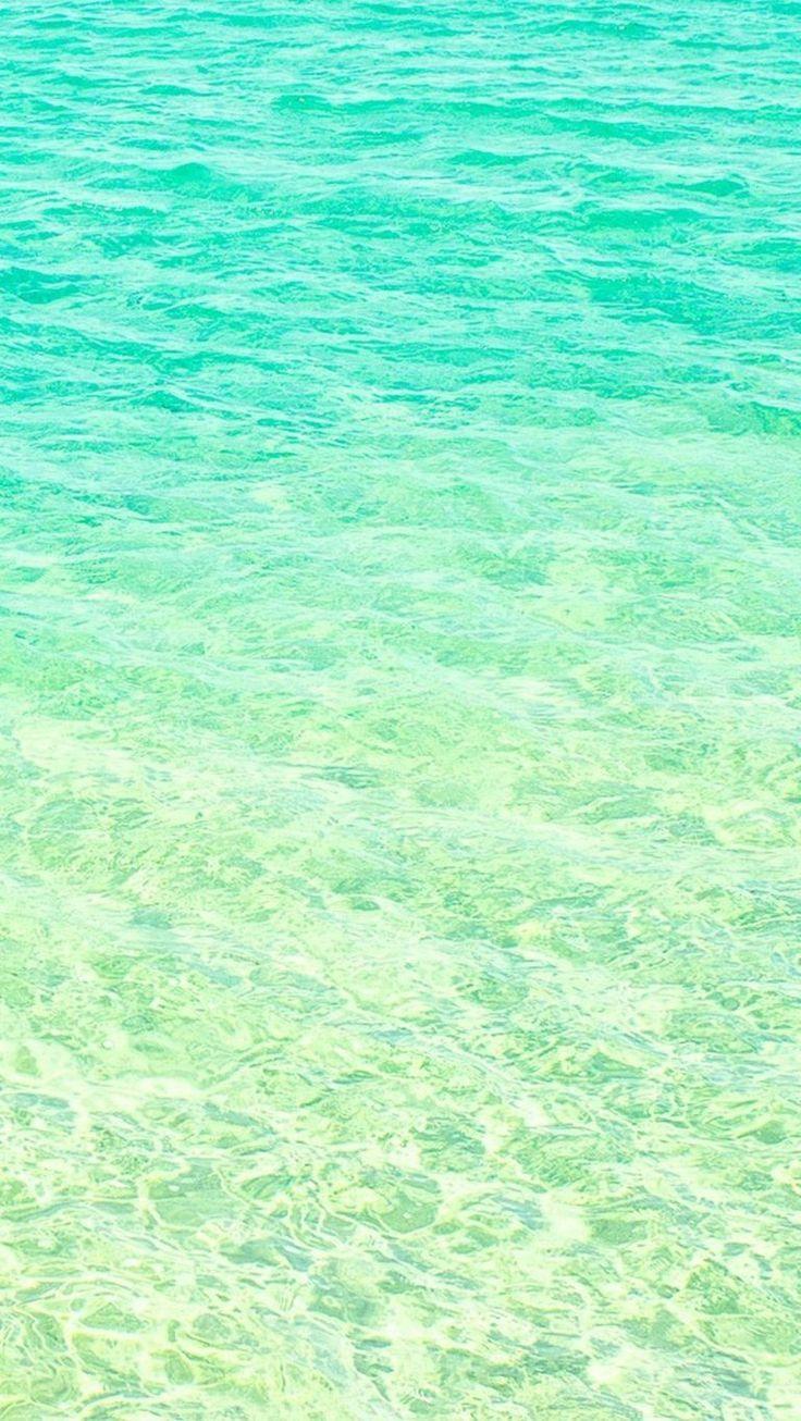 aqua, green, blue, turquoise, sea, ocean, iphone wallpaper ...