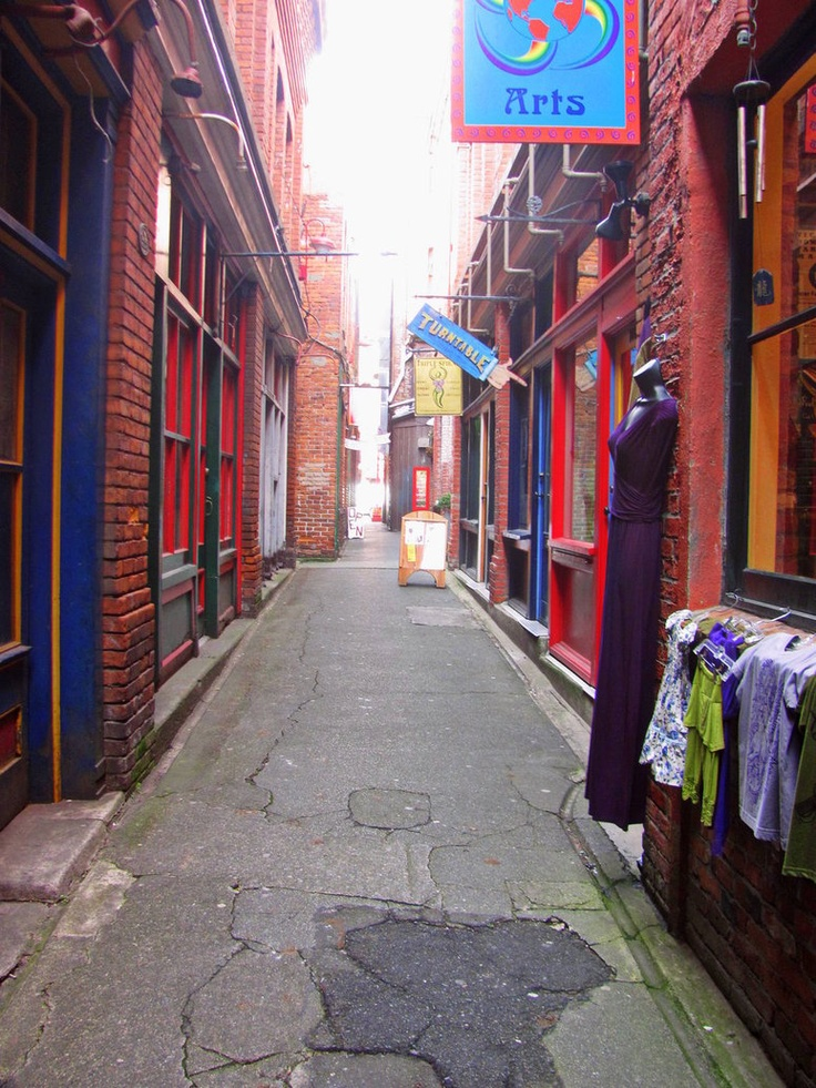 Street of the Colourful