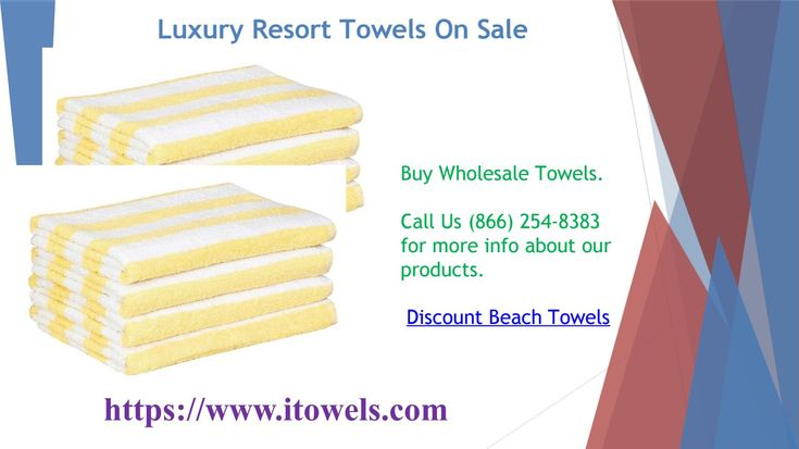 Discount Beach Towels On Sale  Choosing the Best Hotel/Motel Towels & Luxury Resort Towels On Sale, Cabana Beach Towels Bulk On Sale. Enjoy a day by the pool or at the beach with the bright and colorful Cabana stripe towel set.  http://www.itowels.com/