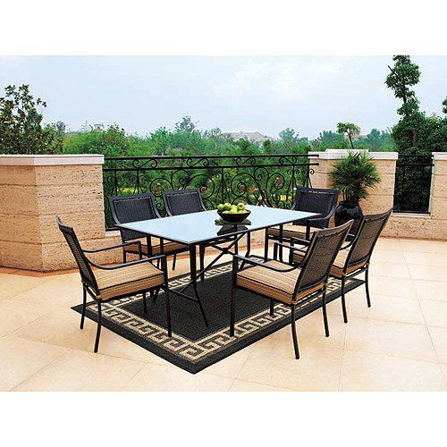 23 best HOUSE Outdoor Dining Sets images on Pinterest Backyard