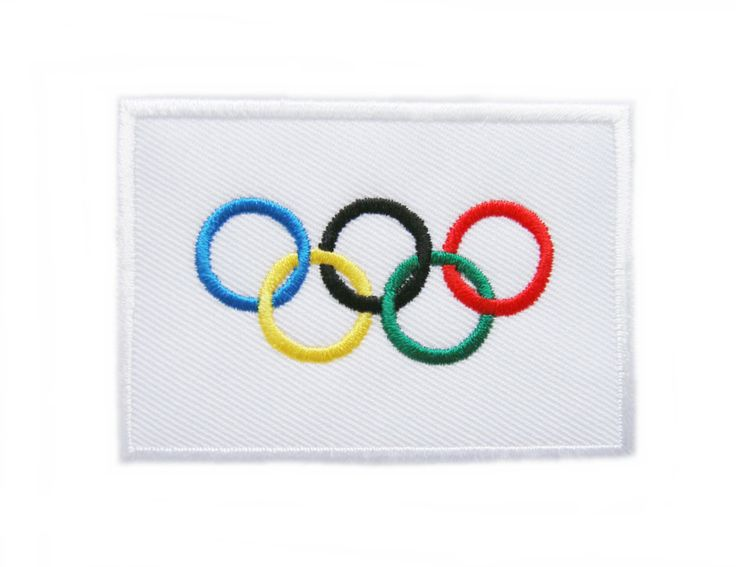 Olympic Olympics Sign Rings Games Flag Embroidered Applique Iron on Patch by DIYMINT on Etsy https://www.etsy.com/listing/467800479/olympic-olympics-sign-rings-games-flag