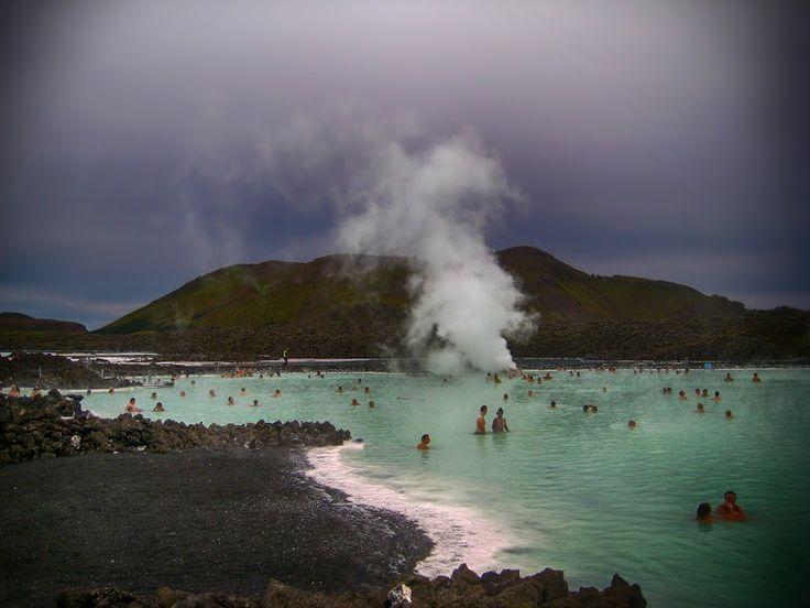 Islândia - Banhos Termais no Meio do Nada | Viagens à Solta