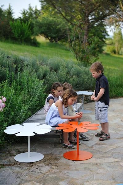 table bora matieregrise camif. Black Bedroom Furniture Sets. Home Design Ideas