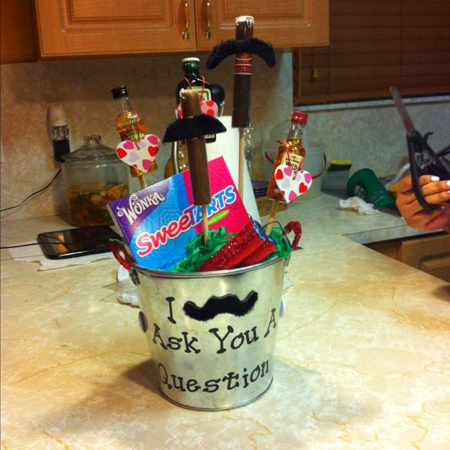 Boyfriend Valentine Gift Idea