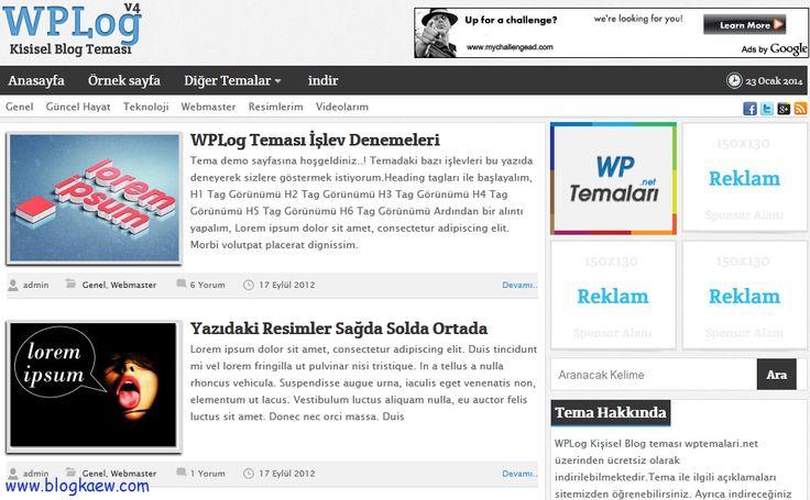 17 best Wordpress images on Pinterest   Wordpress, Website and 1