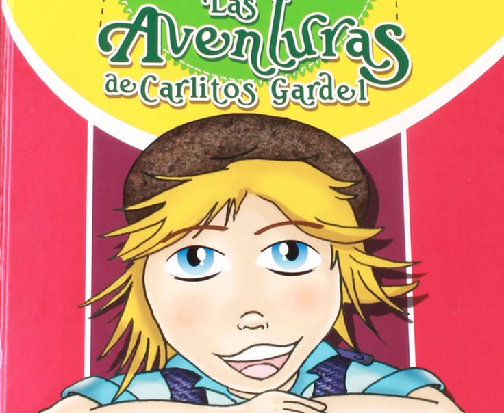 Carlitos Gardel, portada