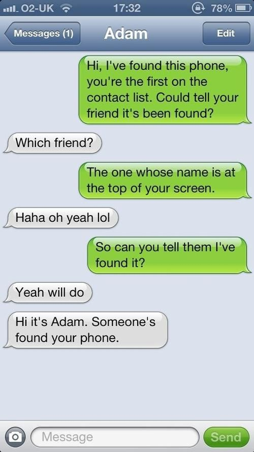 This settles it. Some people simply should not be allowed to own a phone with text messaging!