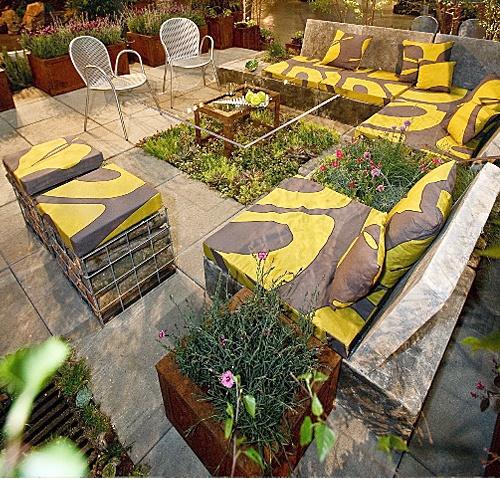 Rebecca Cole / Garden Design / on TTL Design