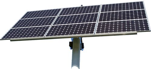 Solar panels have two big advantages traditional source of energy