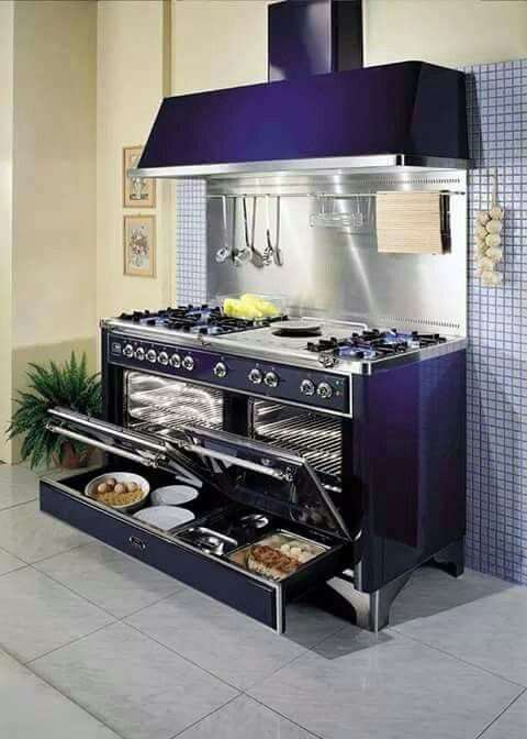 Bakers/chef's dream stove