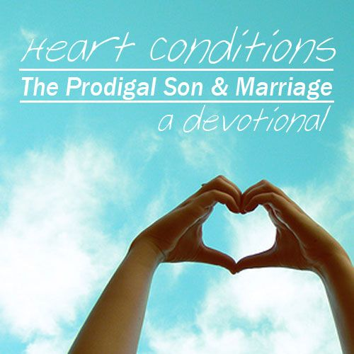 Heart Conditions – The Prodigal Son And Marriage --- Please take a moment to read Luke 15:11-31 and then resume this devotional. The Prodigal Son And Marriage The Prodigal Son isa story about relationships. The truth is that when other people are involved things happen, good and bad, andco… Read More Here http://unveiledwife.com/heart-conditions-the-prodigal-son-and-marriage/ #marriage #love