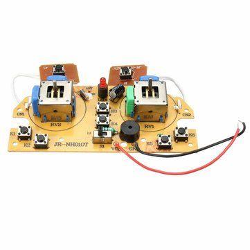 Eachine E010 E010C RC Quadcopter Spares Parts Transmitter Receiver Board For Mode1 Sale - Banggood.com