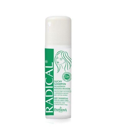 Suchy szampon w aerozolu w prosty i szybki sposób oczyszcza skórę głowy oraz włosy pomiędzy myciami. Odświeża włosy, przywraca im blask i wzmacnia.