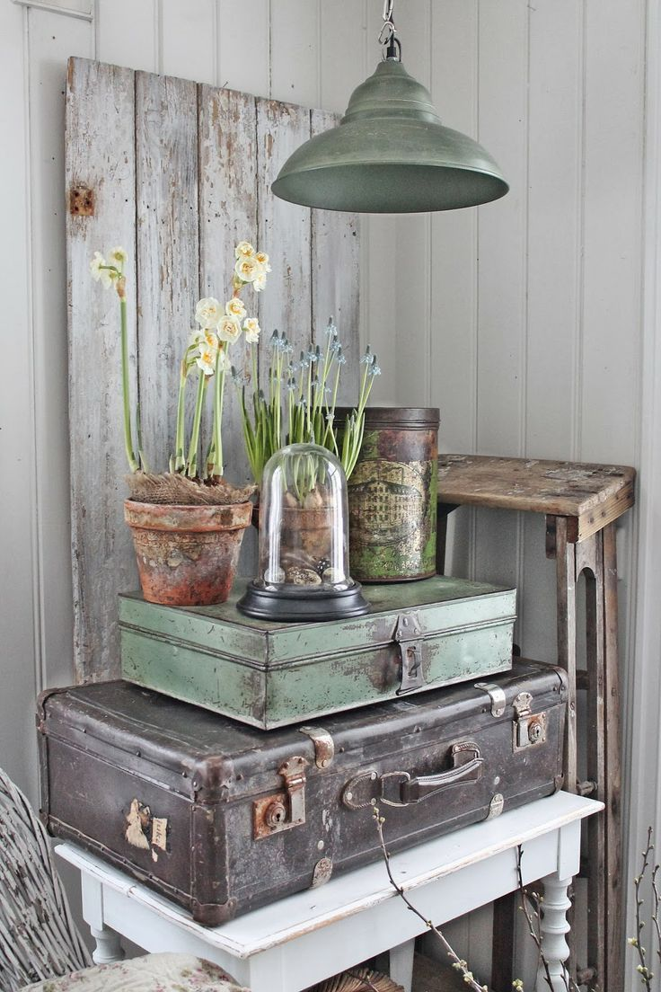 45 best shabby chic küche images on pinterest | live, home and kitchen - Küche Shabby Chic
