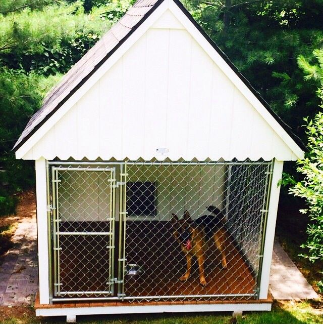 1000 images about casas para perros grandes on pinterest - Casetas grandes para perros ...