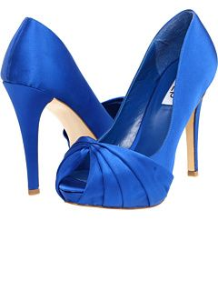 Royal Blue Wedding Shoes! rsvp at 6pm. Free shipping, get your brand fix!