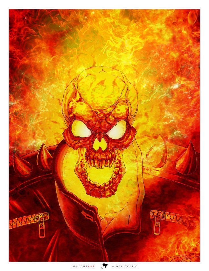 Ghost Rider - Ogi Grujic