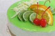 Lime-jogurttikakku 10 henkeä