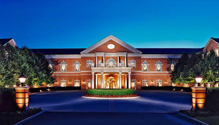 Westfields Marriott Washington Dulles in Chantilly, VA