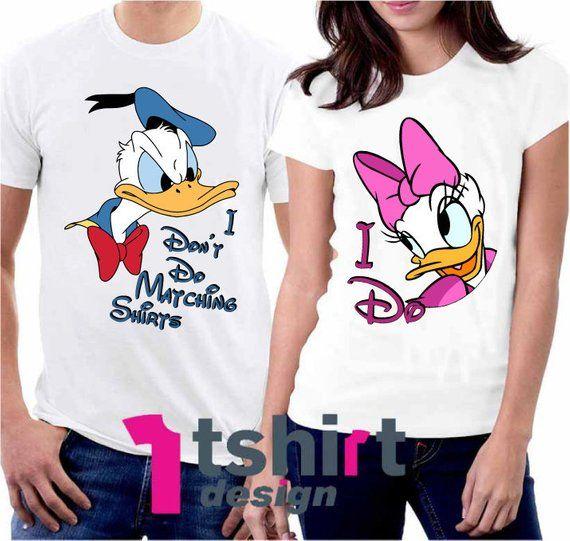 Personalized Disney Donald Duck T-Shirt