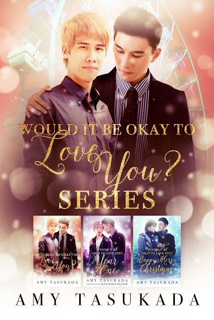 Check out the #ReleaseBlitz for the 👨‍❤️‍👨#MMromance👨‍❤️‍💋‍👨Would It Be Okay to Love You? Box Set by Amy Tasukada & there's 40 hrs left on a #Giveaway for an ebook from the author's backlist                       https://padmeslibrary.blogspot.com/2018/03/release-blitz-would-it-be-okay-to-love.html