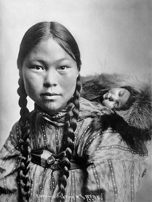 "The Inuit are a group of culturally similar indigenous peoples inhabiting the Arctic regions of Greenland, Canada, the United States, and eastern Siberia. Inuit is a plural noun; the singular is ""Inuk"". The Inuit languages are classified in the Eskimo-Aleut family."