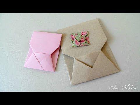 Best Origami Envelope  Images On   Origami Envelope