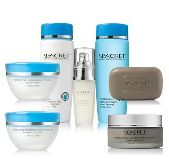 Seacret Direct Skincare by Les Broadway provides complete facial and body solutions.  https://beta.seacretdirect.com/lesbroadway/en/us/