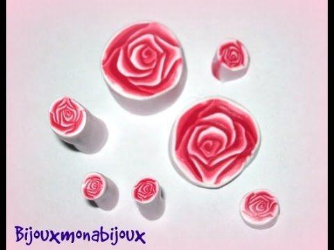 ▶ Tutorial | Polymer Clay | Decorazioni con spirali Skinner Blend | Fiocco di Neve Multicolor | DIY - YouTube