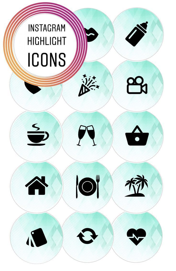 Pin By Crystal L Honeycutt On Instagram Tips Marketing Instagram Story Story Highlights Instagram Highlight Icons