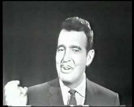 """Sixteen Tons"" - Tennessee Ernie Ford. 1956. Another older song, for an older generation. Sunny's grandma loves Tennessee Ernie Ford, especially his hymns. In fact, she hates this song, but I love it. ""I owe my soul to the company store..."""