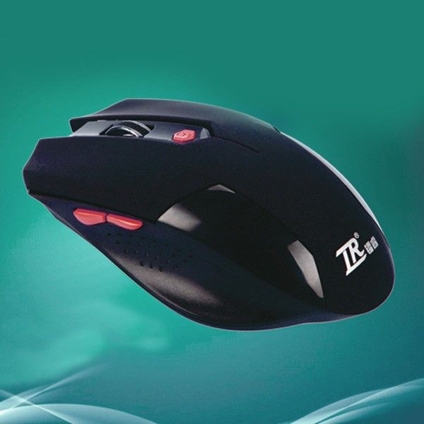 New 2014 HOT Sale Free Shipping 6Keys USB Wireless Gaming Mouse Optical Computer Game Mouse 2.4G WIFI Wireless Mouse For Gamer - http://www.pcbuild.guru/products/new-2014-hot-sale-free-shipping-6keys-usb-wireless-gaming-mouse-optical-computer-game-mouse-2-4g-wifi-wireless-mouse-for-gamer/