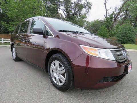 2011 Honda Odyssey Used Cars Chico Ca