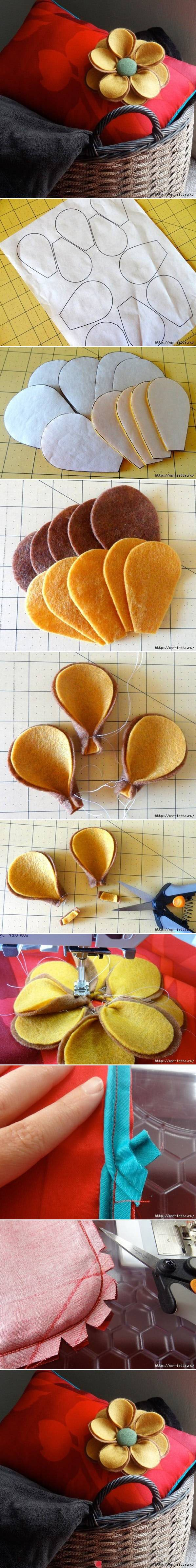 feltflower tutorial