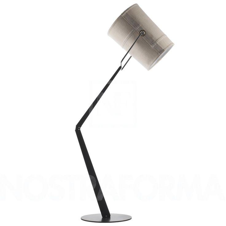 Diesel avec Foscarini Fork lampadaire