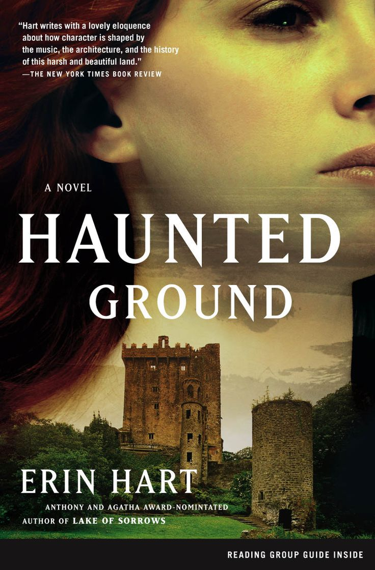 Haunted Ground Book Review