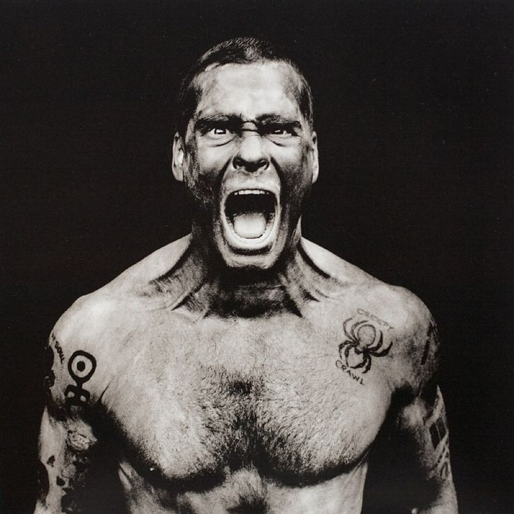 As if I needed another reason to fear the intensity of Henry Rollins.