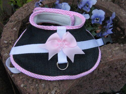 Geschirr Hundegeschirr Softgeschirr Halsband Gr.XXS/XS Welpen | eBay