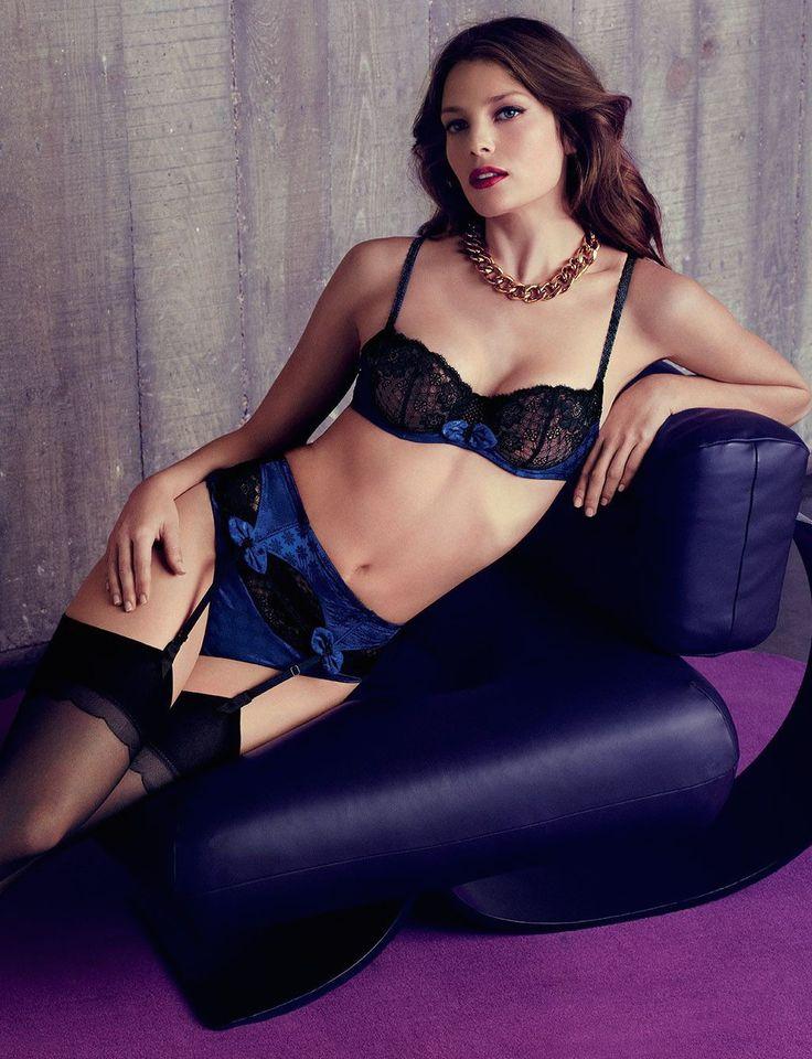 Aubade Lingerie SS2014 ~ 'Mini Bikini' Set