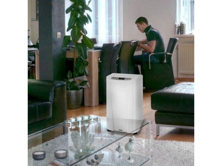 Eurom PAC14 Mobiele Airconditioner (gratis raam vuller) MEGAKLAPPER!!  (Tijdelijk geen verzendkosten!!)