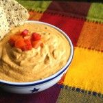 FMD-friendly nacho cheesy dip! Check out the recipe on our blog.