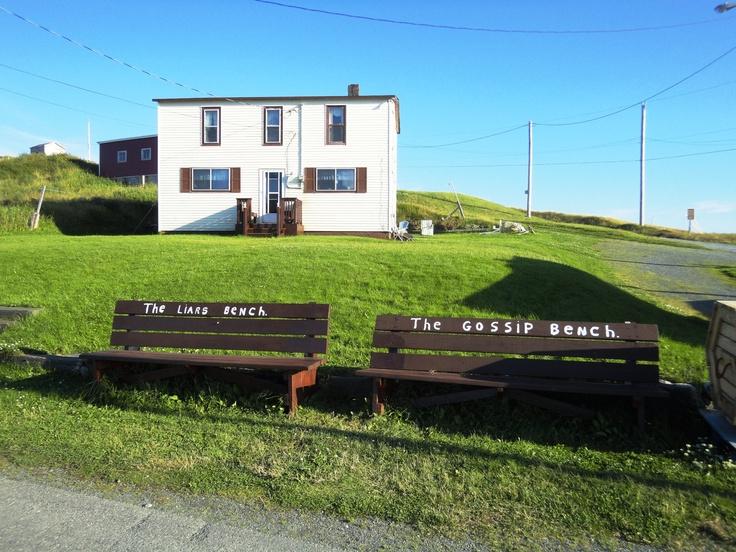 Newfoundlanders' sense of humour.