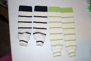 Cute baby leggings! Tutorial