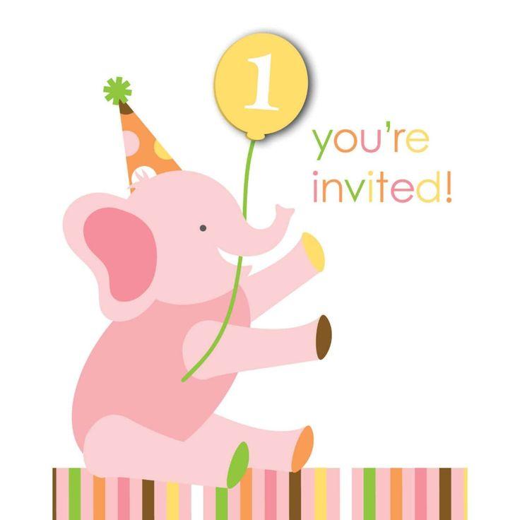 Elephant Theme 3rd Birthday Party: Best 25+ Pink Elephant Party Ideas On Pinterest
