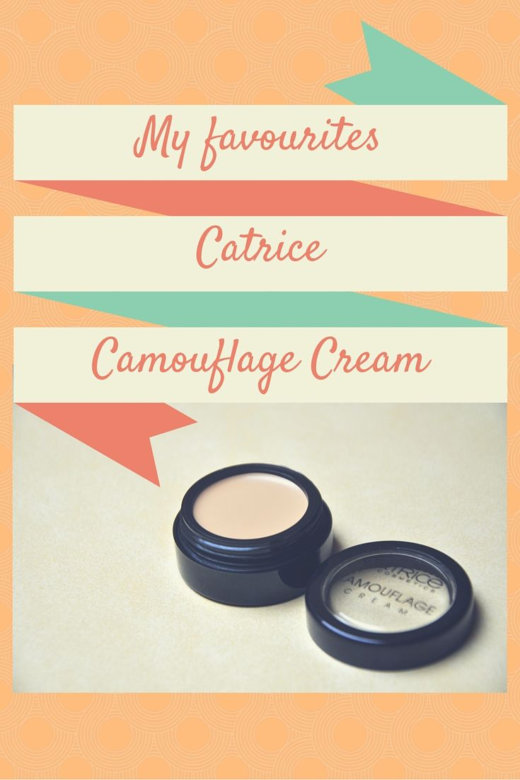 Catrice Camouflage Cream – Autumn in Berlin