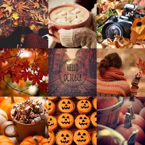 { Hello October }