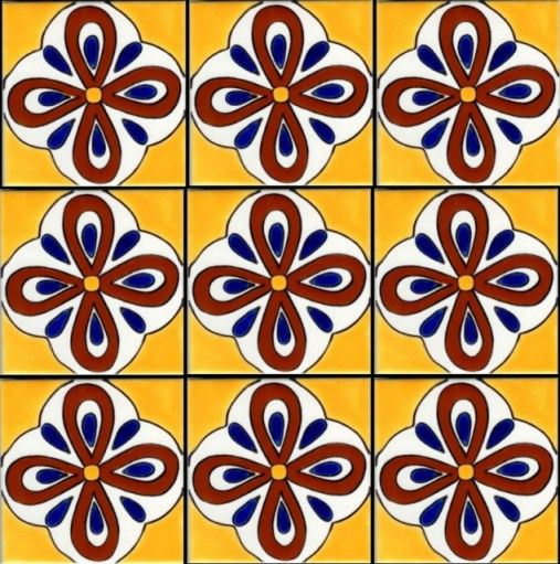 32 Best Images About Spanish Pattern On Pinterest