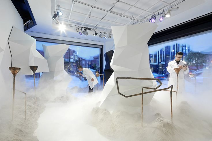 Fragrance Lab pop-up at Selfridges London, enabling customers to design their own scent via a 15-minute scent-profiling experience; visitors could take home a bespoke fragrance.