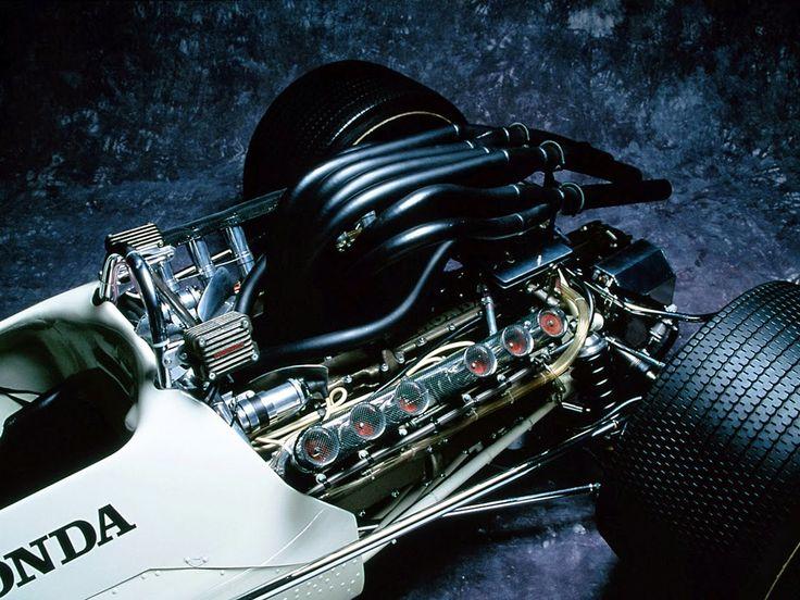 1967 Honda RA 300 | Honda Racing F1 Car | V12 Engine | Honda won its first ever World Championship race at the 1967 Italian Grand Prix | The RA 300 was driven by John Surtees