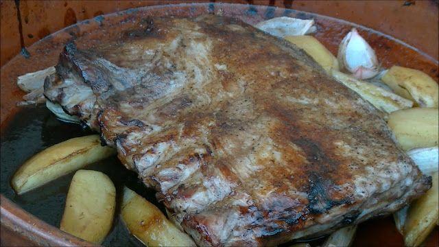 Costillas de cerdo a la miel en adobo | Cocina